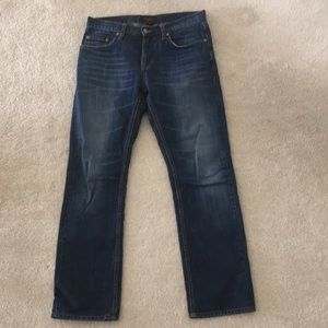 Banana Republic Vintage Straight Jeans 32x32